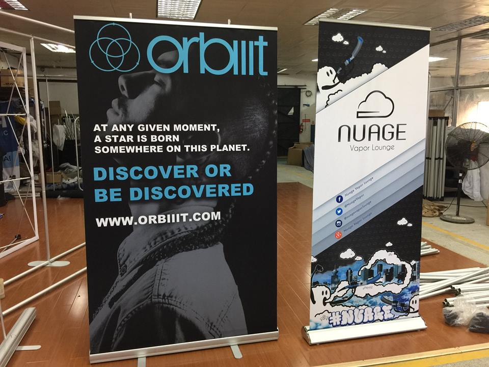 Retractable Banner Stands Amazing Deals Vancouver Printing