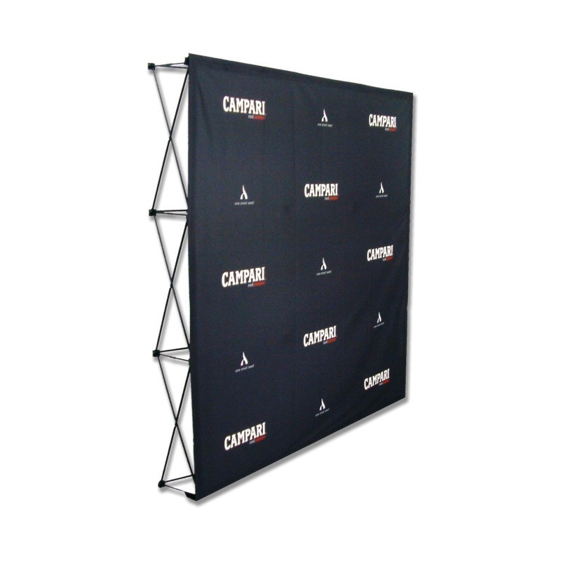 pop up display for trade shows plus step repeat banners. Black Bedroom Furniture Sets. Home Design Ideas