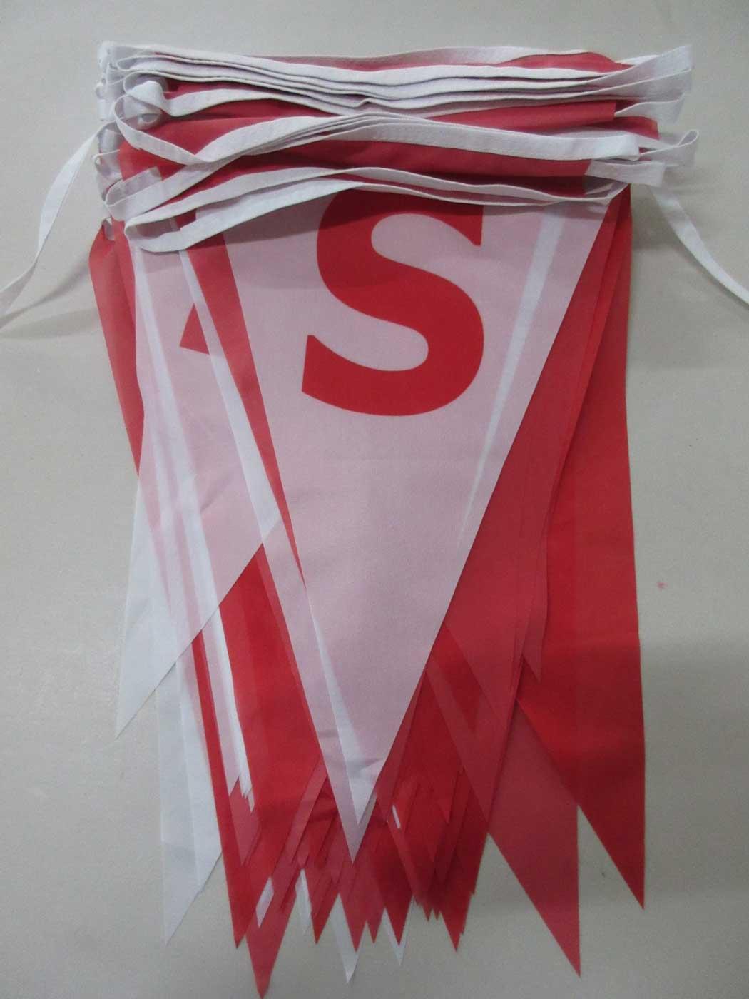 Pennant Flags Custom Printed