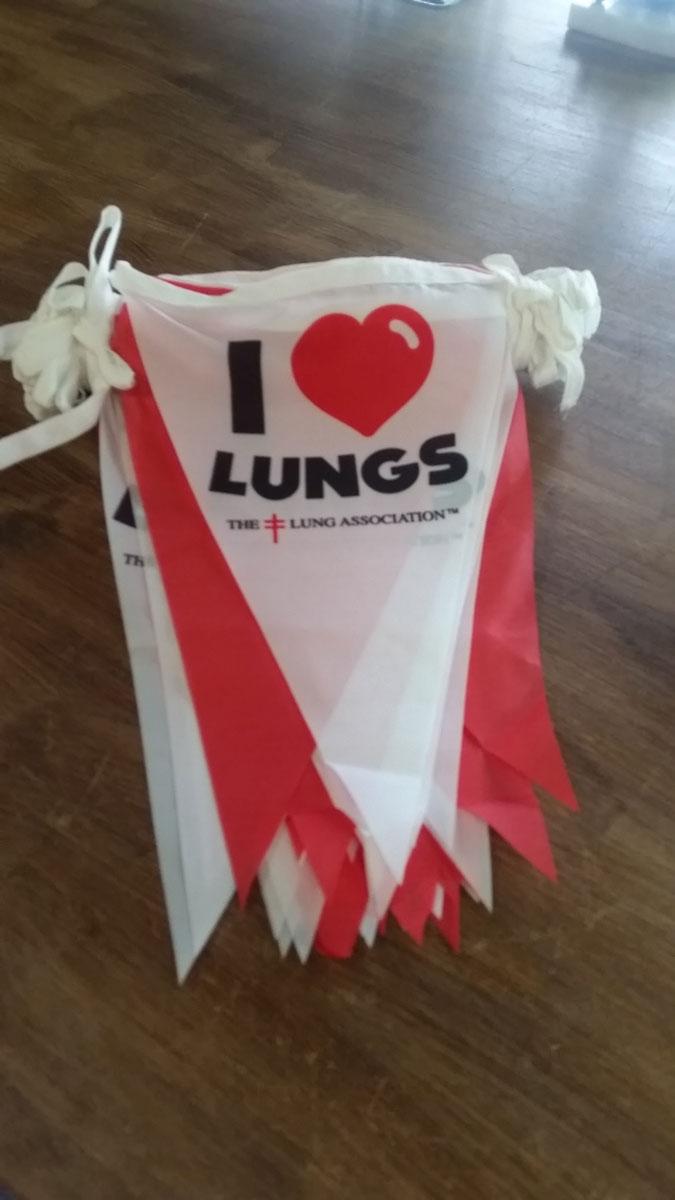 Bunting Flags Custom Printed