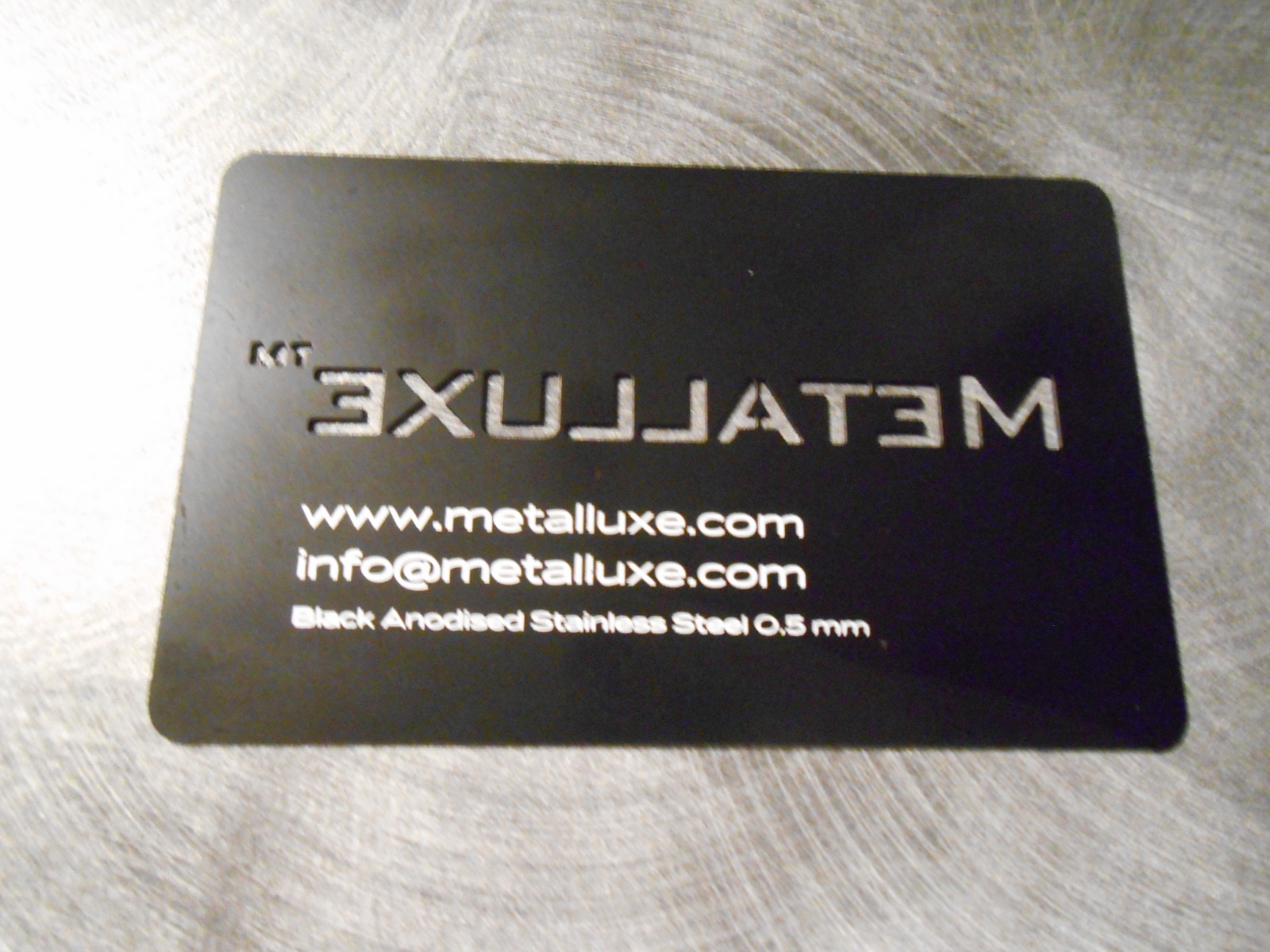 lovely image of matte black business cards business cards design