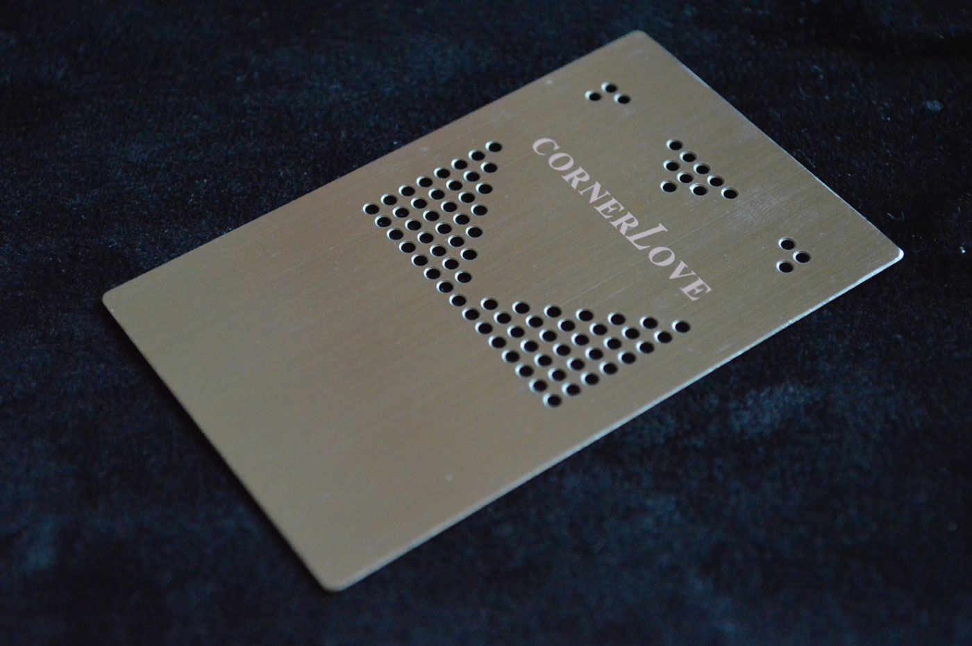 Metal business cards vip membership cards for Business cards metal