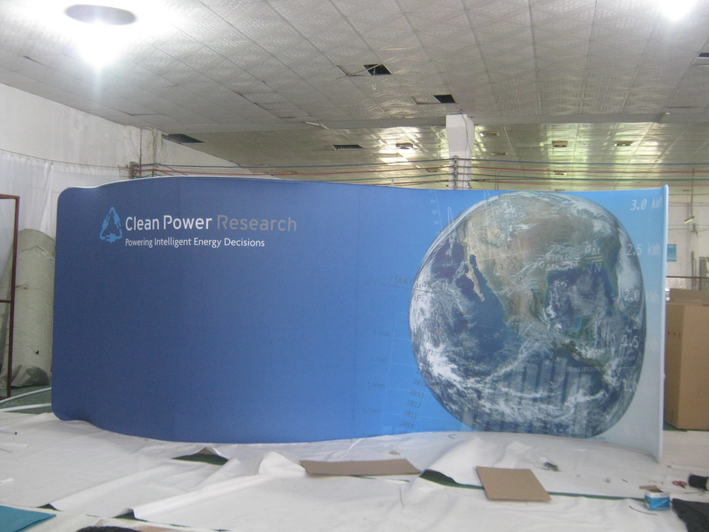 Fabric Exhibition Stand Here : Tension fabric displays feet wide canada usa