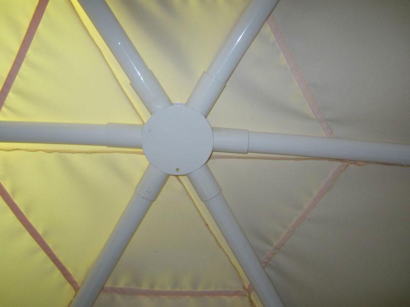 Hexagon Portable Booth Tent