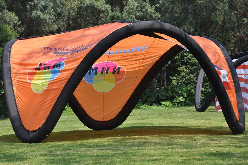 Inflatable V Tent For Events Activations And More Free